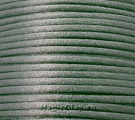 Шнур нейлоновый 2мм Серый, 5 метров