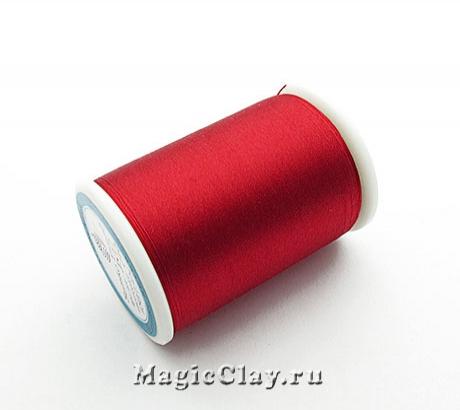 Нить шёлковая Sumiko, цвет Игривый Красный