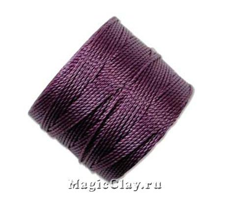 Нейлоновая нить Super-LON, Фиолетовый Светлый