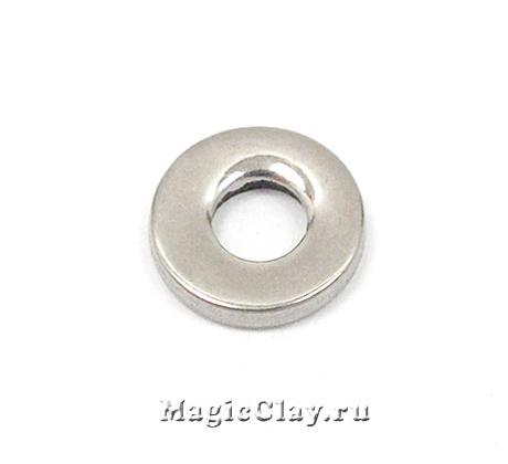 Разделитель Круг Плоский 8х2мм, сталь, 10шт