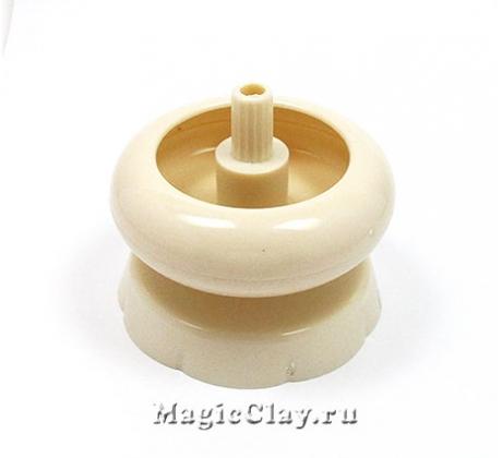 Спиннер для бисера пластик, 6,8см