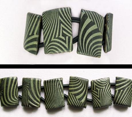 Helen Breil текстурный лист Jitterbug