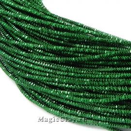 Трунцал 4-гранный 1,5мм Зеленый, 5 гр (~300см)