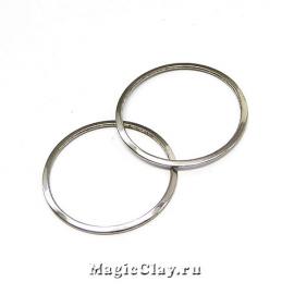 Коннектор Кольцо 20мм, сталь, 10шт