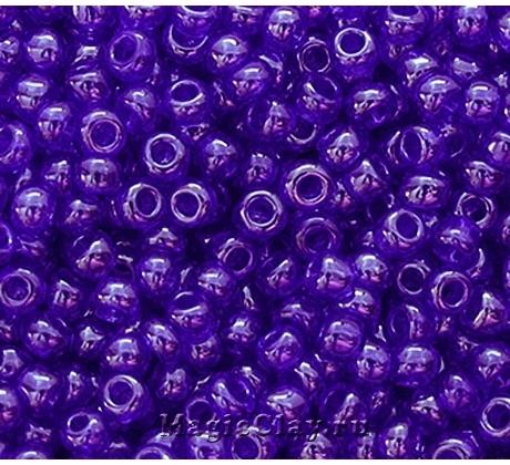 Бисер чешский 10/0 Прозрачный, 36050 Sapphire, 50гр