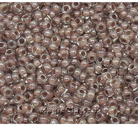 Бисер чешский 10/0 Кристалл, 38117 Light Brown, 50гр