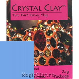 Эпоксидная глина Crystal Clay, Голубой