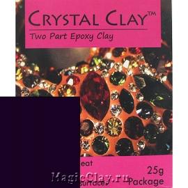 Эпоксидная глина Crystal Clay, Пурпурный Темный