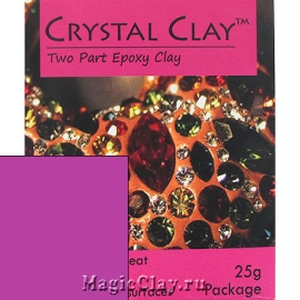 Эпоксидная глина Crystal Clay, Сиреневый