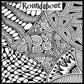 Helen Breil текстурный лист Roundabout