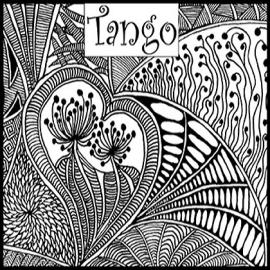Helen Breil текстурный лист Tango