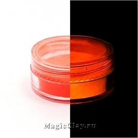Люминофор, цвет оранжевый, 10гр