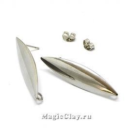 Швензы гвоздики Идиллия 39х9,5мм, сталь, 1пара