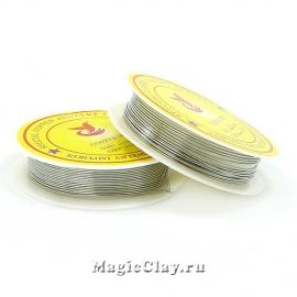 Проволока Copper Wire 0,8мм, цвет серебро