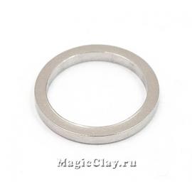 Коннектор Кольцо 14х1,5мм, сталь, 10шт