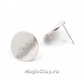 Швензы гвоздики Геометрия Круг, Real Platinum