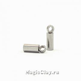 Концевик с ушком 8х2,5мм, сталь, 2шт
