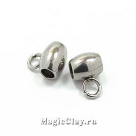 Бейлы Фантазия 7х5мм, сталь, 1шт
