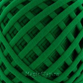 Трикотажная пряжа Biskvit, цвет Грин, 10 метров