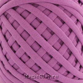 Трикотажная пряжа Biskvit, цвет Ирис, 10 метров
