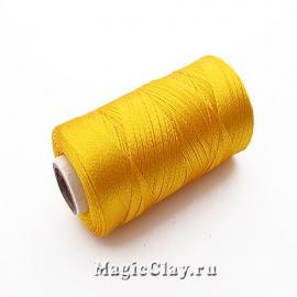 Нить Doli вискоза, цвет Желтый 00147