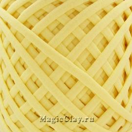 Трикотажная пряжа Biskvit, цвет Лимон, 10 метров