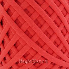 Трикотажная пряжа Biskvit, цвет Коралл, 10 метров