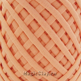 Трикотажная пряжа Biskvit, цвет Персик, 10 метров