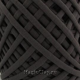 Трикотажная пряжа Biskvit, цвет Графит, 10 метров