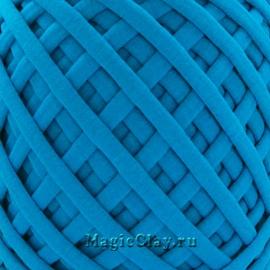 Трикотажная пряжа Biskvit, цвет Лагуна, 10 метров