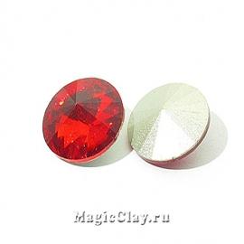 Риволи 14мм, цвет Рубиновый