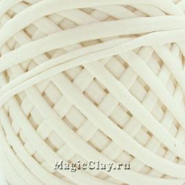 Трикотажная пряжа Biskvit, цвет Пломбир, 10 метров