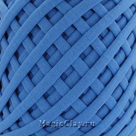 Трикотажная пряжа Biskvit, цвет Лазурный, 10 метров