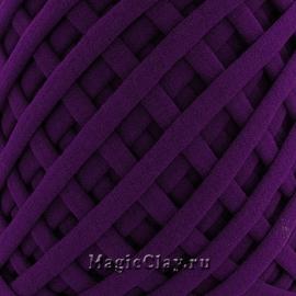 Трикотажная пряжа Biskvit, цвет Виноград, 10 метров