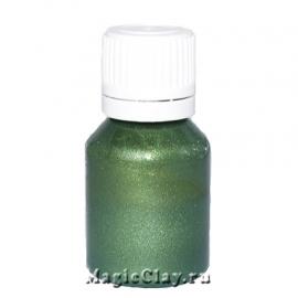 Краситель перламутровый ПЭО, Зелёный Бархат
