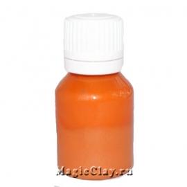 Краситель перламутровый, цвет Оранжевый с розовым отблеском
