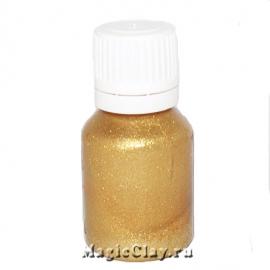 Краситель перламутровый ПЭО, Золото Бриллиантовое