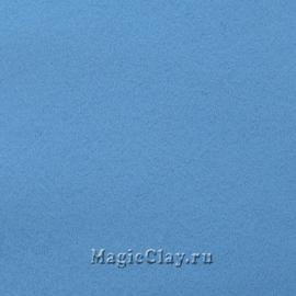 Фетр для рукоделия Rayher 20*30 см, цвет Синий Светлый