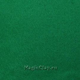 Фетр для рукоделия Rayher 20*30 см, цвет Морская Волна