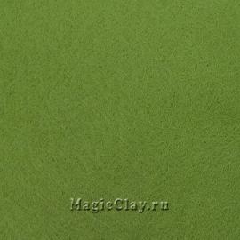 Фетр для рукоделия Rayher 20*30 см, цвет Оливковый
