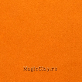 Фетр для рукоделия Rayher 20*30 см, цвет Охра