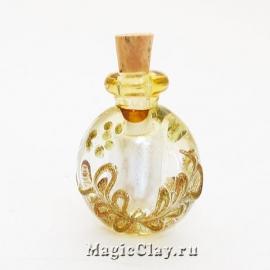 Бутылочка муранское стекло, Шампанское