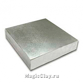 Блок стальной для чеканки металла