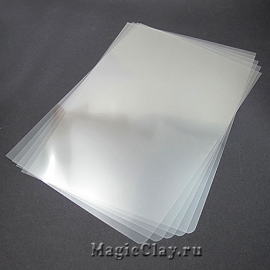 Magic Epoxy Film плёнка прозрачная, 5 листов