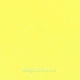 Фетр для рукоделия жесткий 20*30см, цвет Желтый Светлый
