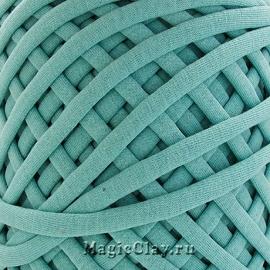 Трикотажная пряжа Biskvit, цвет Пыльная Мята, 10 метров