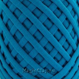 Трикотажная пряжа Biskvit, цвет Морская Волна, 10 метров