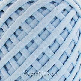 Трикотажная пряжа Biskvit, цвет Ниагара, 10 метров
