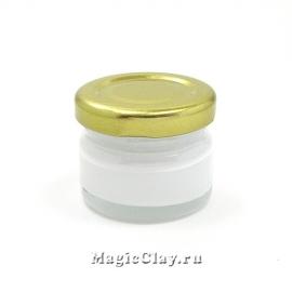 Краситель, цвет белый непрозрачный, 10гр